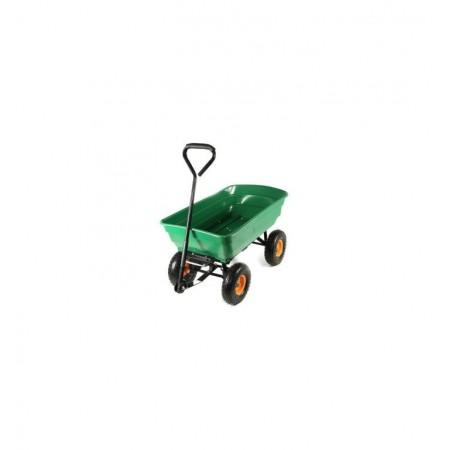 Ruční zahradní vozík, vyklápěcí, 4 kola, nosnost 200 kg