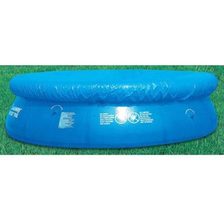 Krycí plachta na zahradní bazény 305 cm, modrá