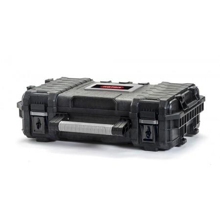Plastový kufr / organizér na nářadí a spojovací materiál