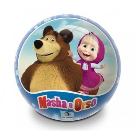 Dětský gumový míč 230 mm, různé potisky