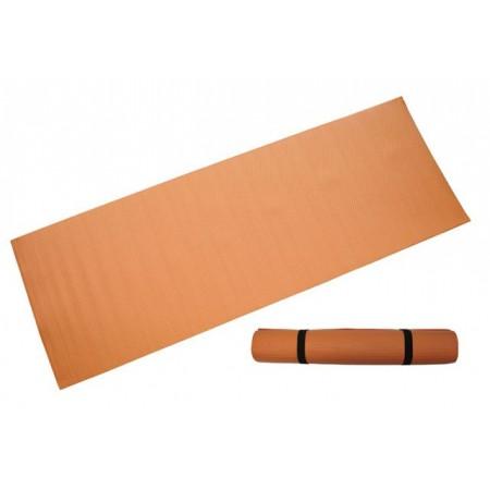 Pěnová podložka na cvičení 173 x 61 x 0,4 cm, oranžová