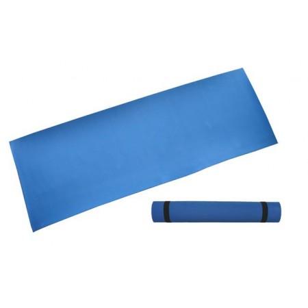Pěnová podložka na cvičení 173 x 61 x 0,4 cm, světle modrá