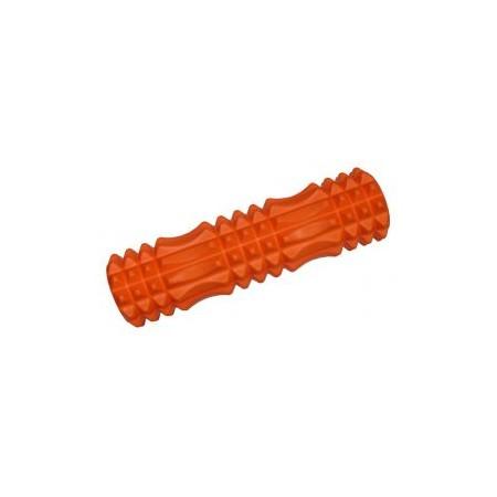 Masážní válec pro posilování a cvičení, 45 cm x 14 cm, oranžový