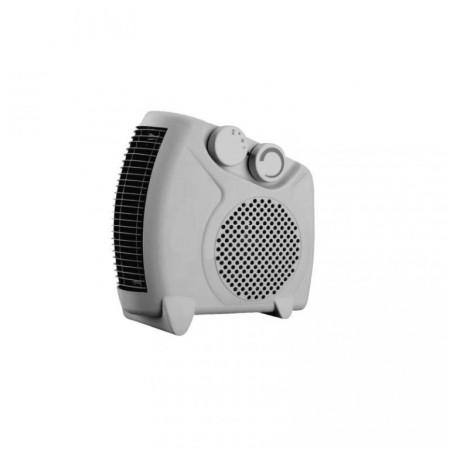 Hoskovzdušný ventilátor, nastavitelná teplota, 2000 W