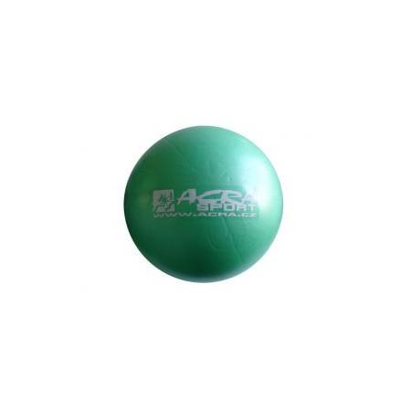Overball- míč pro rehabilitace a cvičení 30 cm, zelený