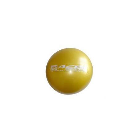 Overball- míč pro rehabilitace a cvičení 26 cm, žlutý