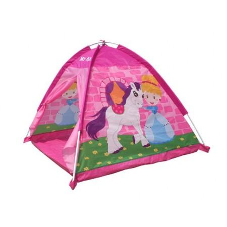 Dětský stan na hraní pro dívky- růžový, Little pony