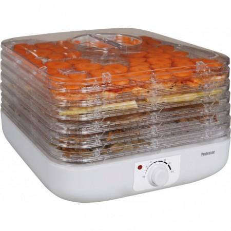 Sušička potravin s nastavitelnou teplotou, 5 pater