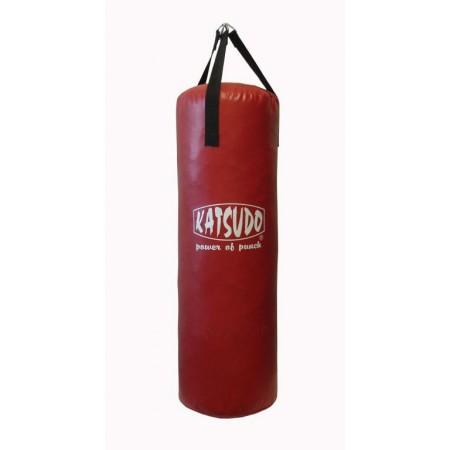 Vysoký boxovací pytel 100 cm, červený