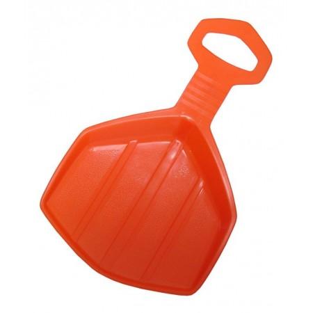 Dětská sáňkovací lopata- oranžová