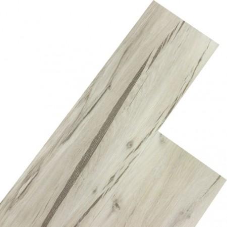 Vinylová podlaha, imitace dřeva - světlý dub, 20 m2