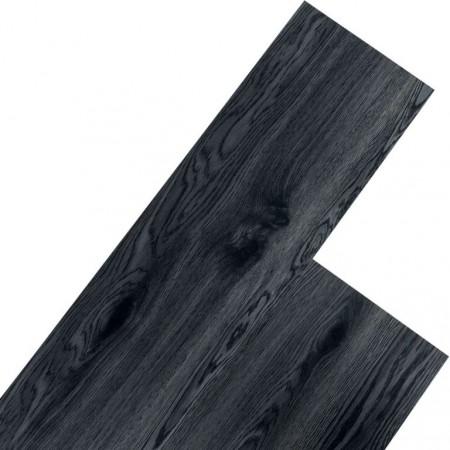 Vinylová podlaha, imitace dřeva - černý dub, 20 m2