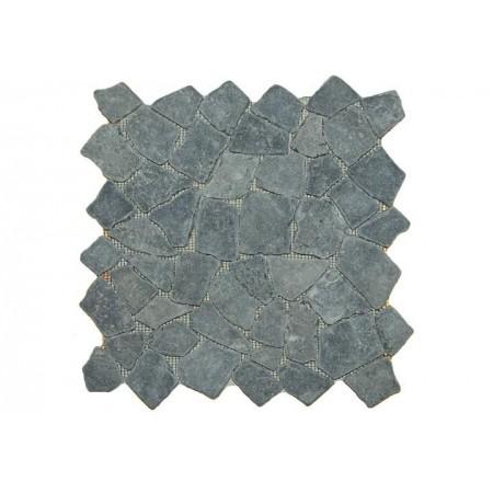 Obklad / dlažba- mozaika z přírodního kamene, 1 ks