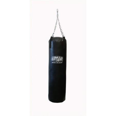 Boxovací pytel 1,2 m, 36 kg, látková střiž, černý