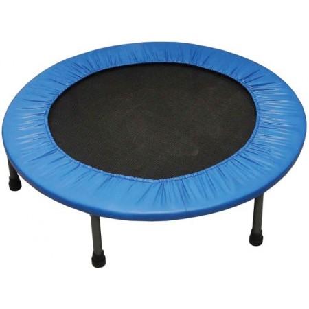 Fitness trampolína pro děti i dospělé, nosnost 110 kg, 122 cm
