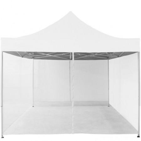 Síť proti hmyzu pro párty stany 3x3 m, délka 12 m, bílá