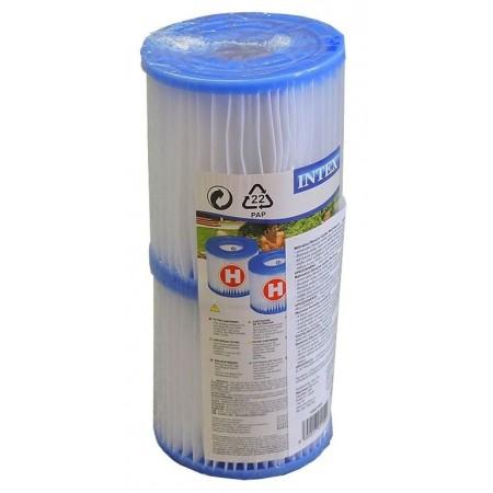 2 ks náhradní filtr do kartušových filtrací 1,25 m3/h