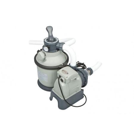 Písková filtrace se samostatným motorem 4 m3/h