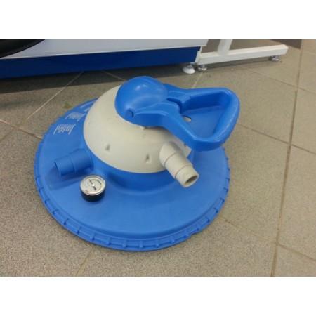 Písková filtrace k bazénům, samostatný motor, 6 m3/hod
