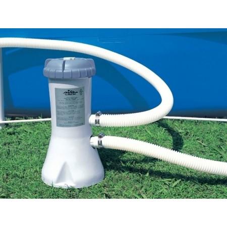 Kartušová filtrace pro menší bazény 2m3/hod