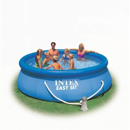 Středně velký rodinný bazén vč. filtrace, 3,66x0,91 m