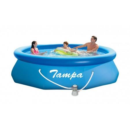 Kulatý rodinný bazén vč. filtrace 3,05x0,76 m