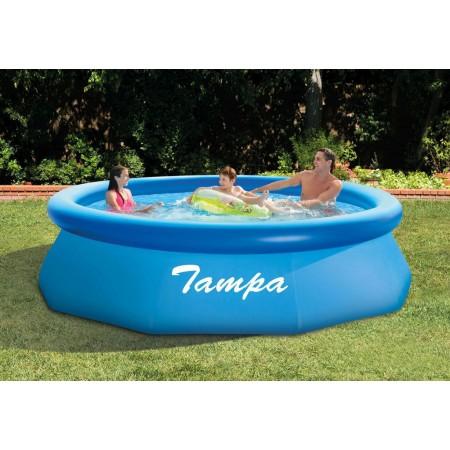 Kulatý bazén s nafukovacím kruhem, bez filtrace 3,05x0,76 m