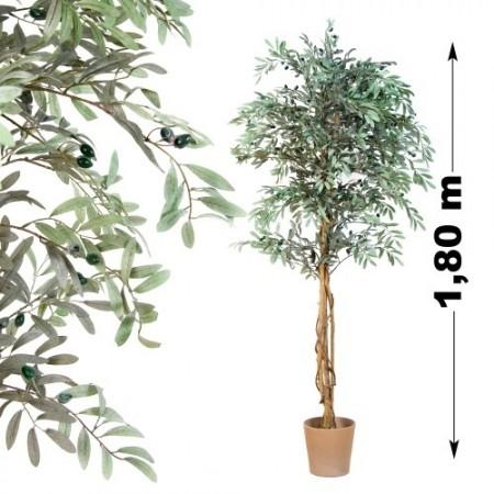 Umělý olivovník, výška 180 cm