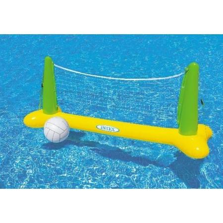 Nafukovací síť na volejbal do bazénu, délka 239 cm