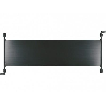 Solární ohřev pro bazény tenký, černý, Slim 180