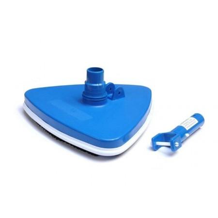 Vysavač triagl- napojení na bazénovou filtraci
