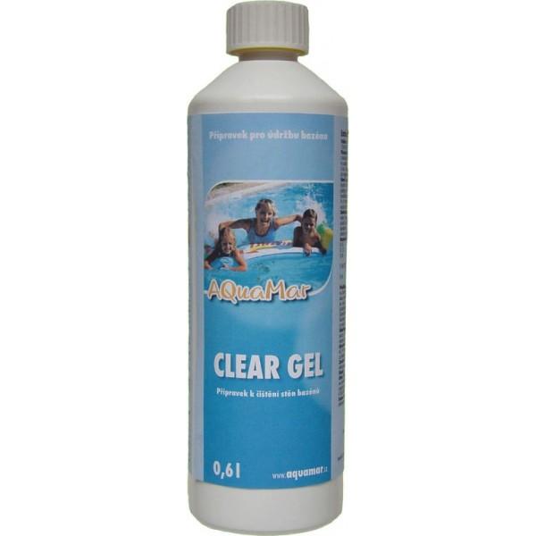 Gel na čištění stěn bazénu 0,6 l