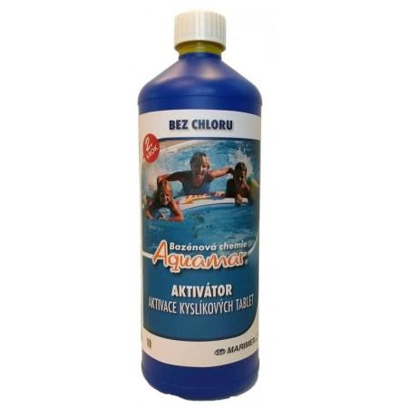 Aktivátor kyslíkových tablet (bezchlorová chemie), 1 l