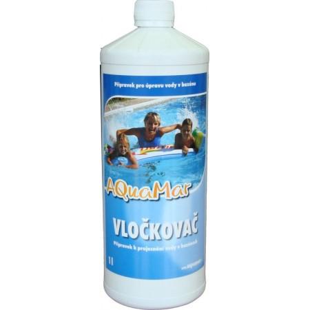 Vločkovač- projasnění bazénové vody, 1 l