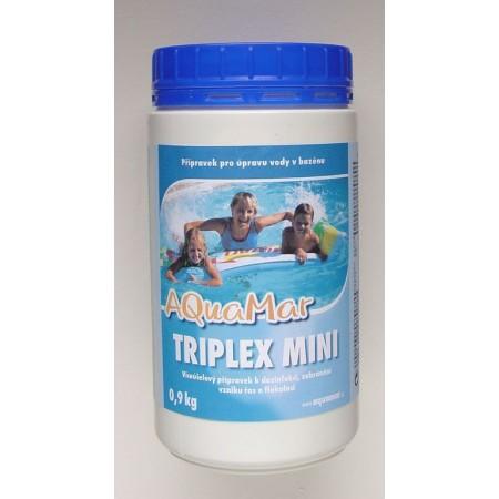 Triplex- chlorové tablety do bazénu 3v1, 0,9 kg