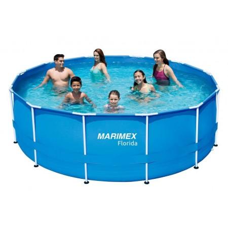 Nadzemní kulatý bazén 3,66 x 1,22 m, bez filtrace