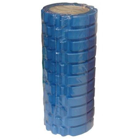 Válec pro masáže a rehabilitace, 33x14 cm, modrý