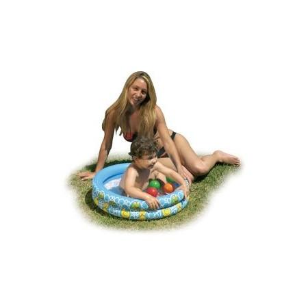 Dětský nafukovací bazének od 3 let, 60 x 15cm
