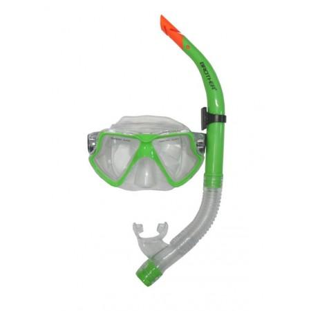Potápěčský set pro dospělé brýle + šnorchl, krytka proti vodě