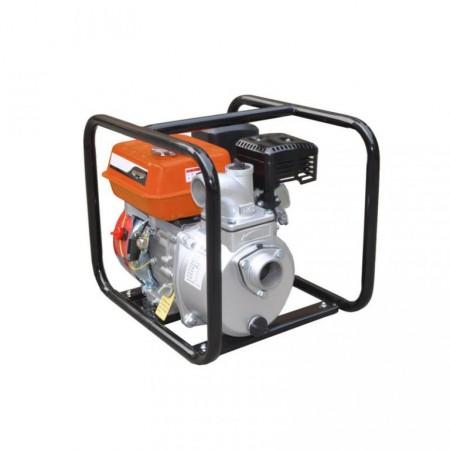 Vodní čerpadlo s benzinovým motorem, výtlak 32 m, 6,5 HP