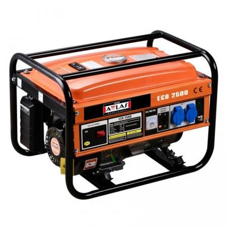 Elektrický generátor (eletrocentrála), benzinový pohon, 230 V