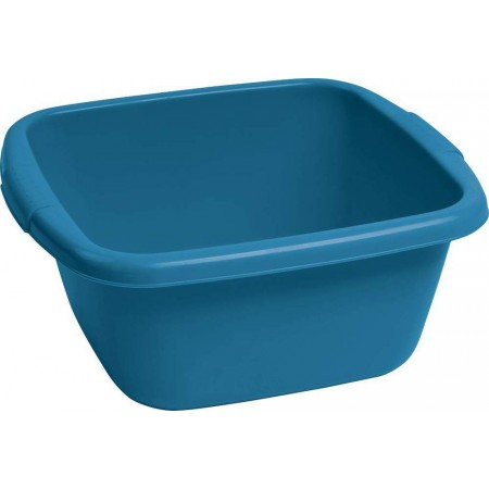 Plastový lavor modrý, 35x35 cm, 14 litrů