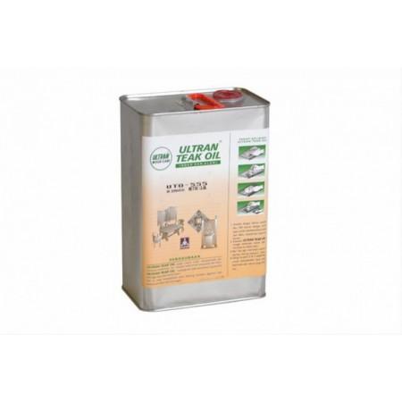 Ochranný týkový olej na zahradní nábytek 3,8 l