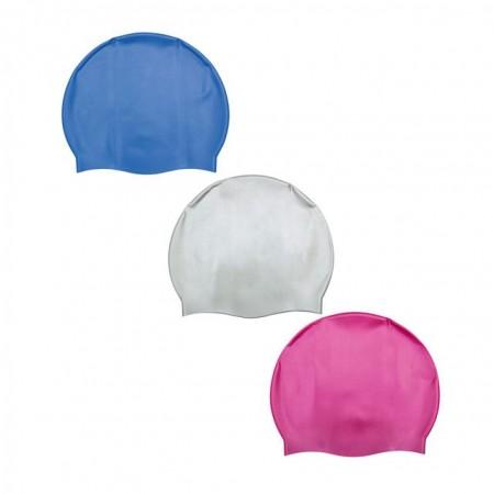 Plavecká čepice latexová, různé barvy, unisex