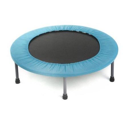 Skákací fitness trampolína pro děti / dospělé, odpojitelné nohy, průměr 100 cm