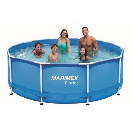 Nadzemní bazén skládací kulatý 3,05x0,91 m, bez filtrace