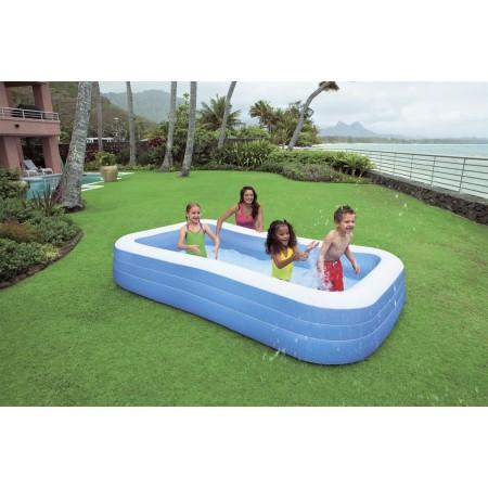 Rodinný nafukovací bazén obdélníkový, 183x305 cm