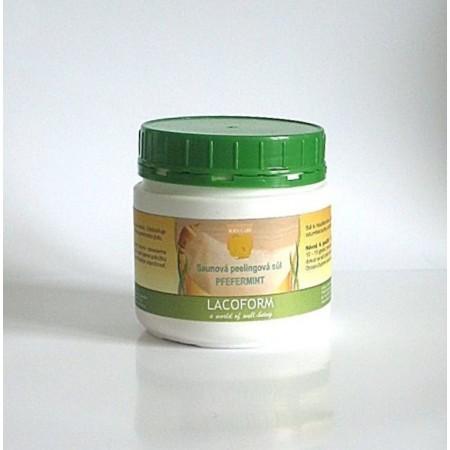 Peelingová mořská sůl - čistění pokožky, 0,5 kg