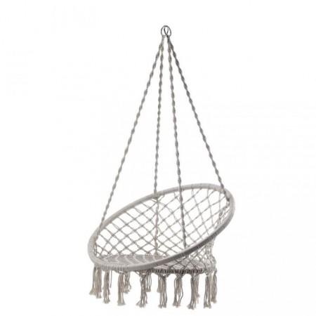 Závěsné provazová zahradní houpačka pro dospělé, nosnost 250 kg