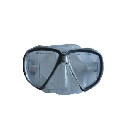 Dámské potápěčské brýle- šedé, siliter, od 10 let